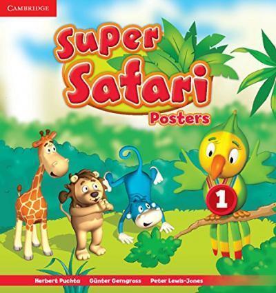 Super Safari 1 Posters (10)