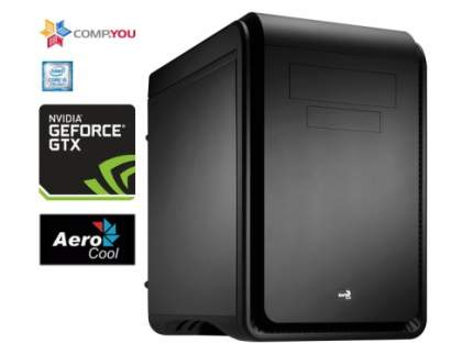 Домашний компьютер CompYou Office PC W177 (CY.599962.W177)