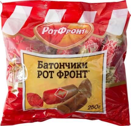Конфеты РотФронт батончики 250 г