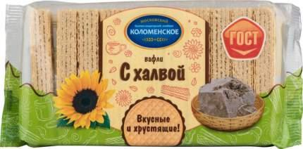 Вафли Коломенское с халвой 220 г