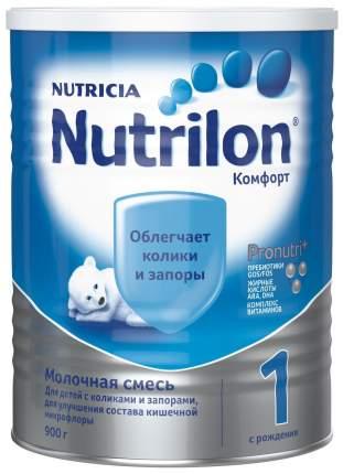 Молочная смесь Nutrilon Comfort 1 от 0 до 6 мес. 900 г