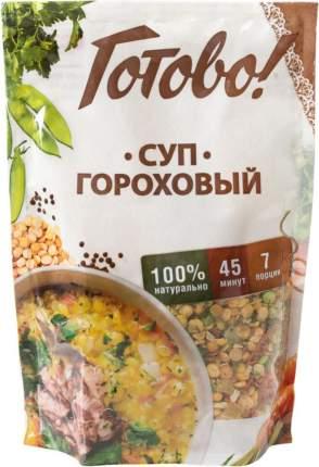 Суп гороховый Готово! 250 г