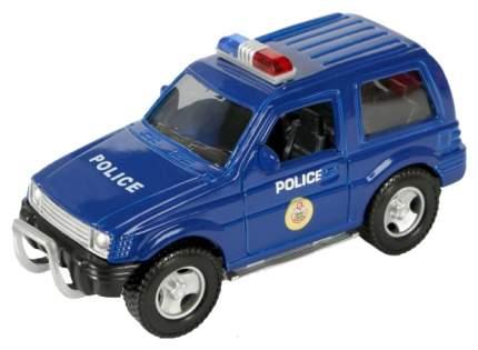 Машина спецслужбы Gratwest Инерционный Джип Полиция штата 13 см А3124
