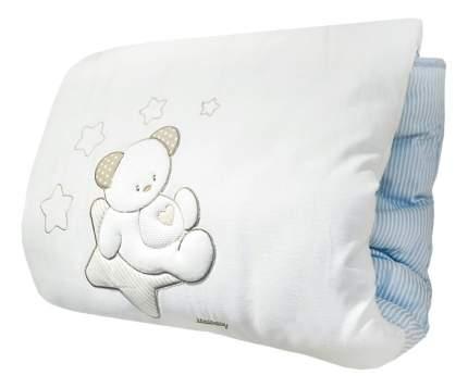 Теплое стеганое игровое одеяло Italbaby Sweet Star крем 7000037-6