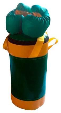 Боксерский набор детский КМС Ассорти № 2 Зелено-желтый