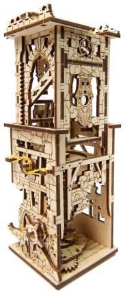 Сборная модель конструктор UGEARS Башня-аркбаллиста