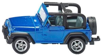 Внедорожник Siku Jeep Wrangler
