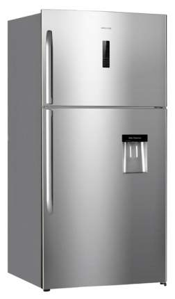 Холодильник Hiberg RFT-72DK NFX Silver