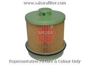 Фильтр топливный Sakura EF1509