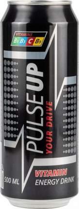 Напиток энергетический Pulseup drive жестяная банка 0.5 л