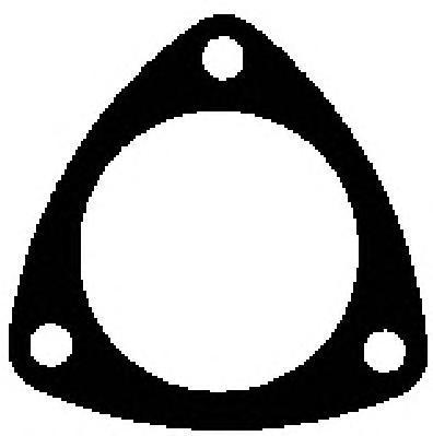 Прокладка приемной трубы Ajusa 01044600