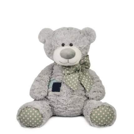 Мягкая игрушка Maxitoys Мишка Тео с Заплаткой, 24 см