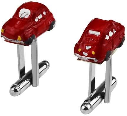 Запонки Fiat red new 500 50906460