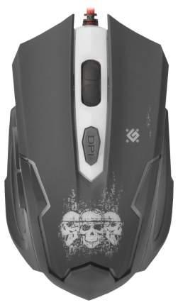 Проводная мышка Defender Skull GM-180L Black (52180)