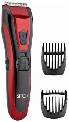 Машинка для стрижки волос Sinbo SHC 4370 Red