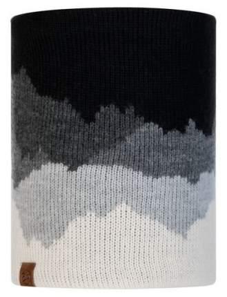 Шарф Buff Knitted&Polar Neckwarmer, черный, One Size