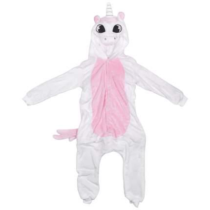 Пижама-кигуруми Lilkrok Бледно-розовый Единорог 160-169 см