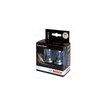 Лампа галогенная Bosch xenon silver 55W H7 1987301087