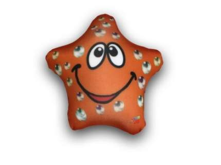 Игрушка-антистресс СПИ Звездочка оранжевая