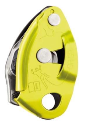 Страховочное устройство Petzl Grigri желтое