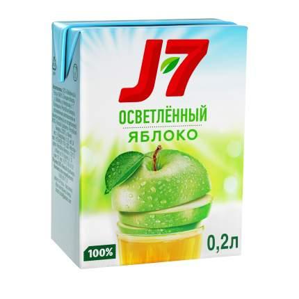 Сок J7 яблоко 0.2 л