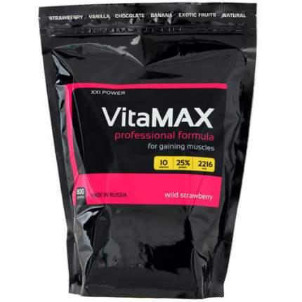 Гейнер XXI Power VitaMAX 800 г Wild Strawberry