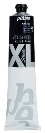 Масляная краска Pebeo XL синий стальной 200047 200 мл