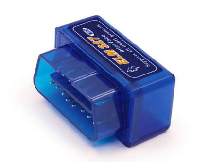 Сканер автомобильный диагностический 2emarket (адаптер) ELM327 V1.5 OBD 2