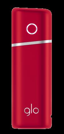 Стартовый набор glo nano красный