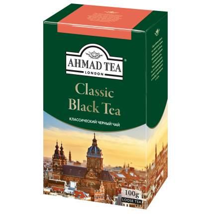 Чай черный Ahmad Tea классический 100 г