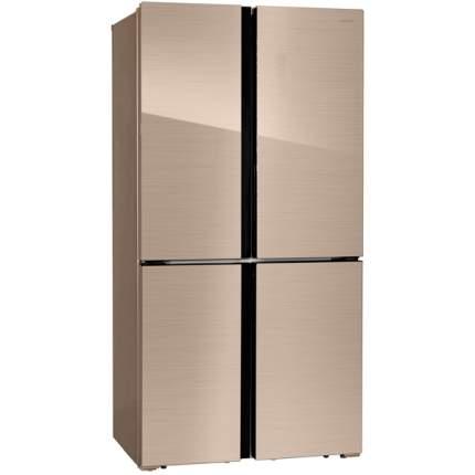 Холодильник Hiberg RFQ-500DX NFYM