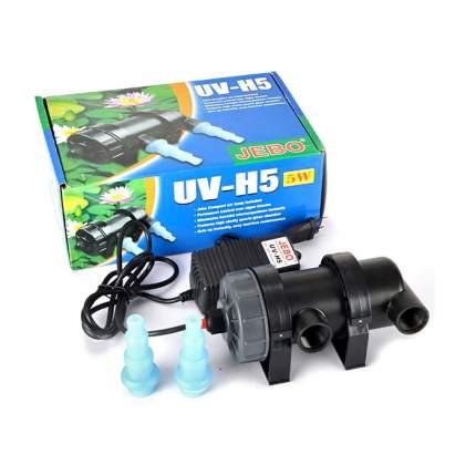 Ультрафиолетовый стерилизатор для аквариумов Jebo UV-H, до 250л, 5 Вт