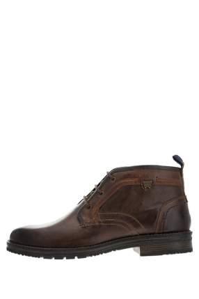 Ботинки мужские Wrangler WM92063A коричневые 45 RU