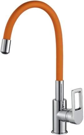 Смеситель для кухонной мойки Rossinka Silvermix Z35-35U-Orange