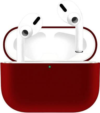 Чехол для Apple AirPods Pro Maroon