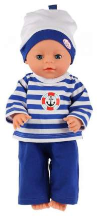 Одежда для кукол Карапуз Моряк 40-42 см