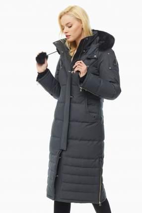 Пуховик женский Moose Knuckles MK4660LLP серый XS