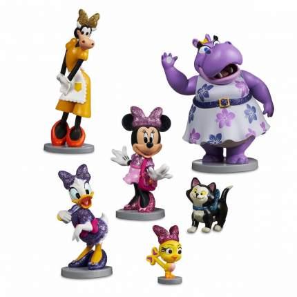 Набор фигурок Disney Семья Микки Мауса MD5654