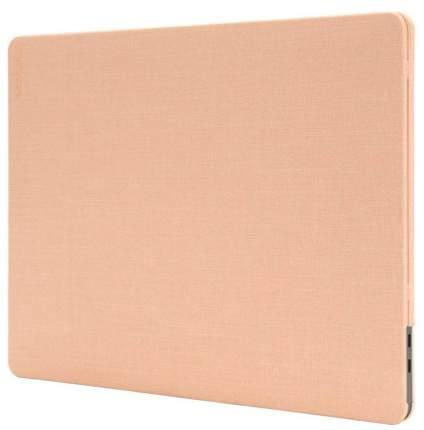 "Чехол для ноутбука для MacBook Pro 15"" Incase Textured Hardshell in Woolenex Blush Pink"