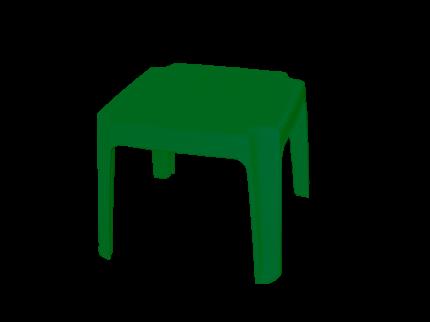Пластиковый столик Алеана Столик для шезлонга Зеленый