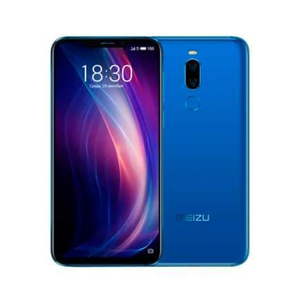 Смартфон Meizu X8 128Gb Blue (M852H-128-Bl)