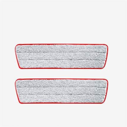 Швабра Сменная насадка для швабры Xiaomi Appropriate Cleansing YС-03 (2шт) Red-Grey