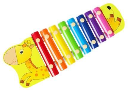 """Музыкальная игрушка """"Металлофон. Лошадка"""", 8 тонов Sima-Land"""