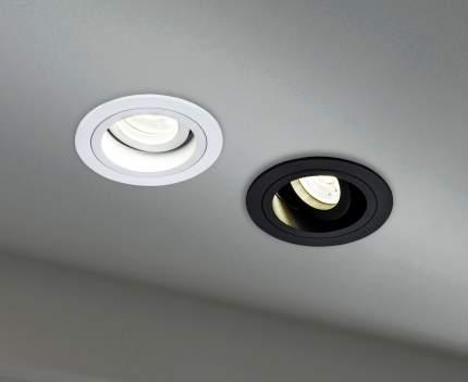 Встраиваемый светильник Maytoni DL025-2-01W