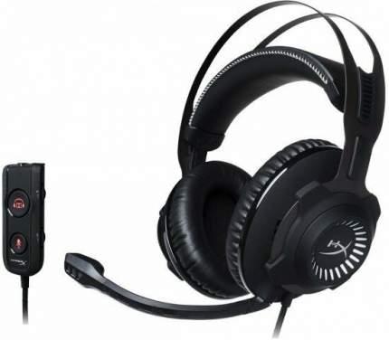 Игровые наушники HyperX Cloud Revolver S Gaming Headset - 7.1 Surround Sound - Gun Metal