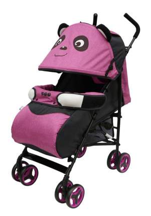 Коляска-трость Alis Boo розовая
