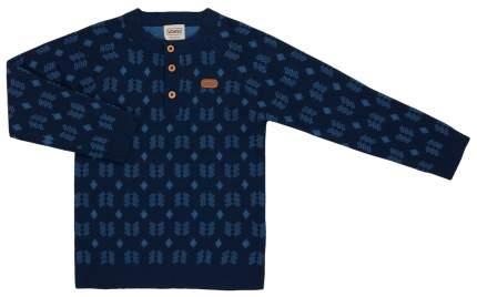 Свитер Voksi (Вокси) Double Knit New Nordic blue blue 98/104, 11007215