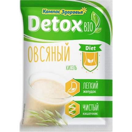 Кисель овсяно льняной на фруктозе Компас здоровья detox bio diet овсяный шоу бокс