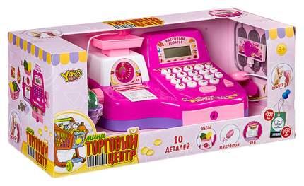 Игровой набор YAKO Мини Торговый Центр Д86911 10 предметов