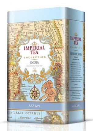 Чай черный крупнолистовой  индийский  Imperial tea collection India Assam ж/б 150 г